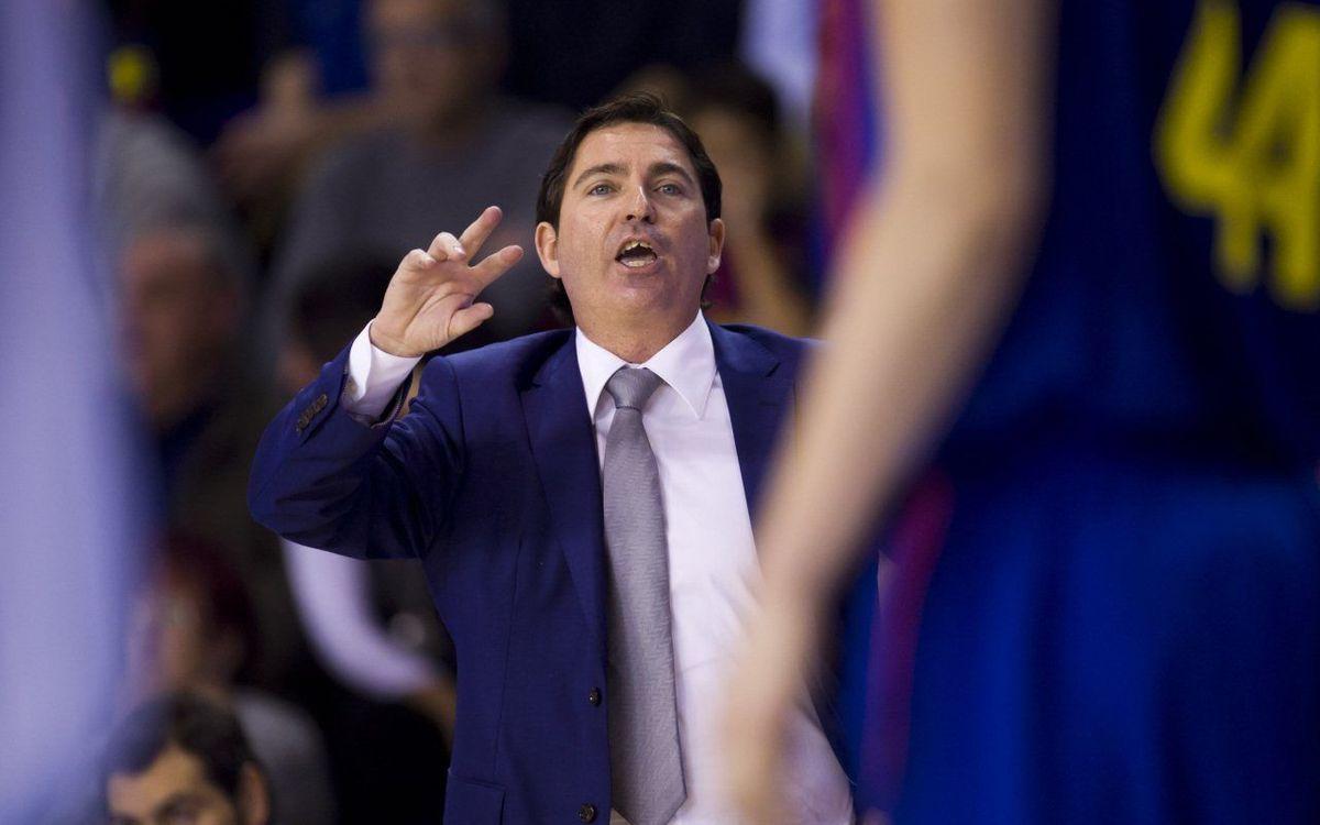 """Xavi Pascual: """"És una victòria molt important per a nosaltres"""""""
