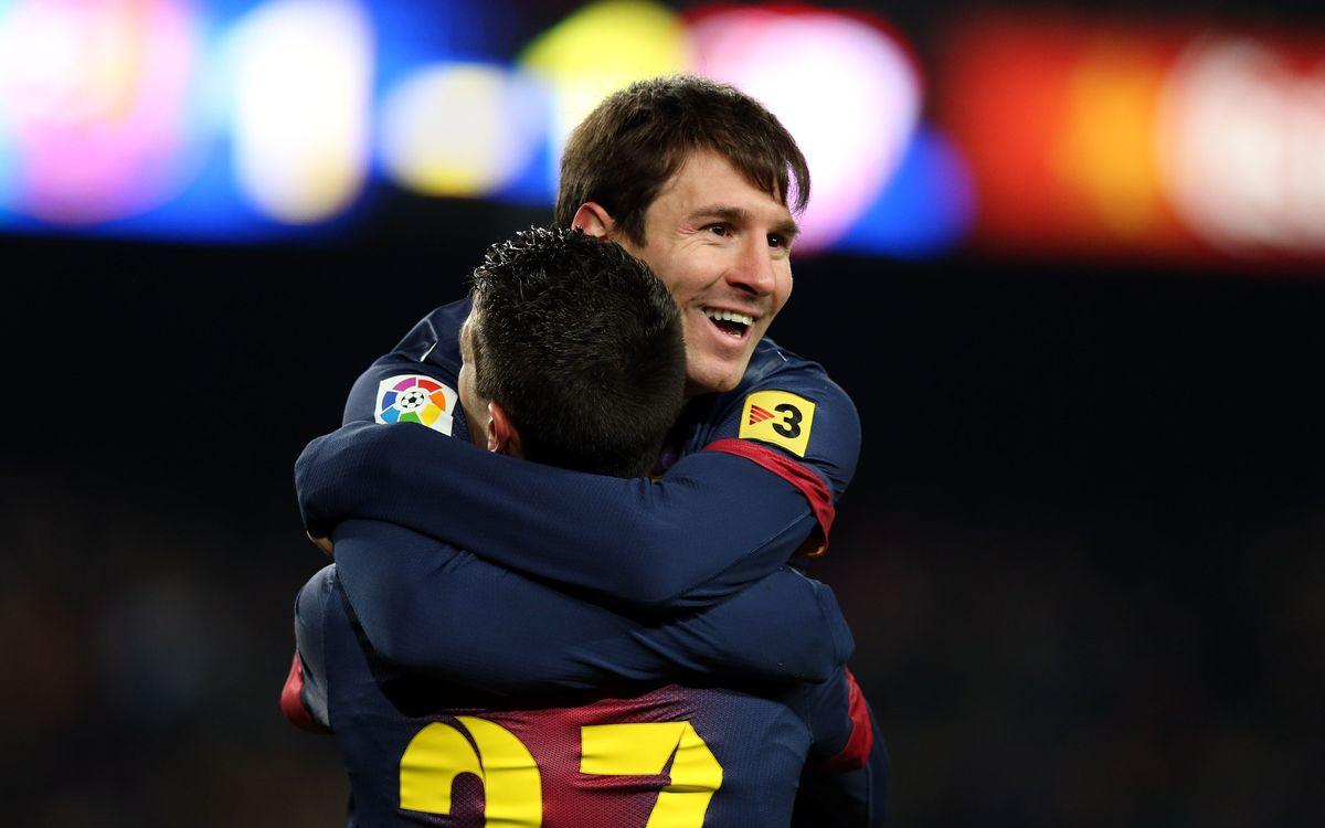 FC Barcelona - Sevilla: Confidence booster (2-1)