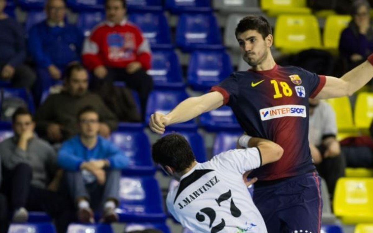 Barça Intersport - ARS Palma del Río: Record-breaking rout (41-20)
