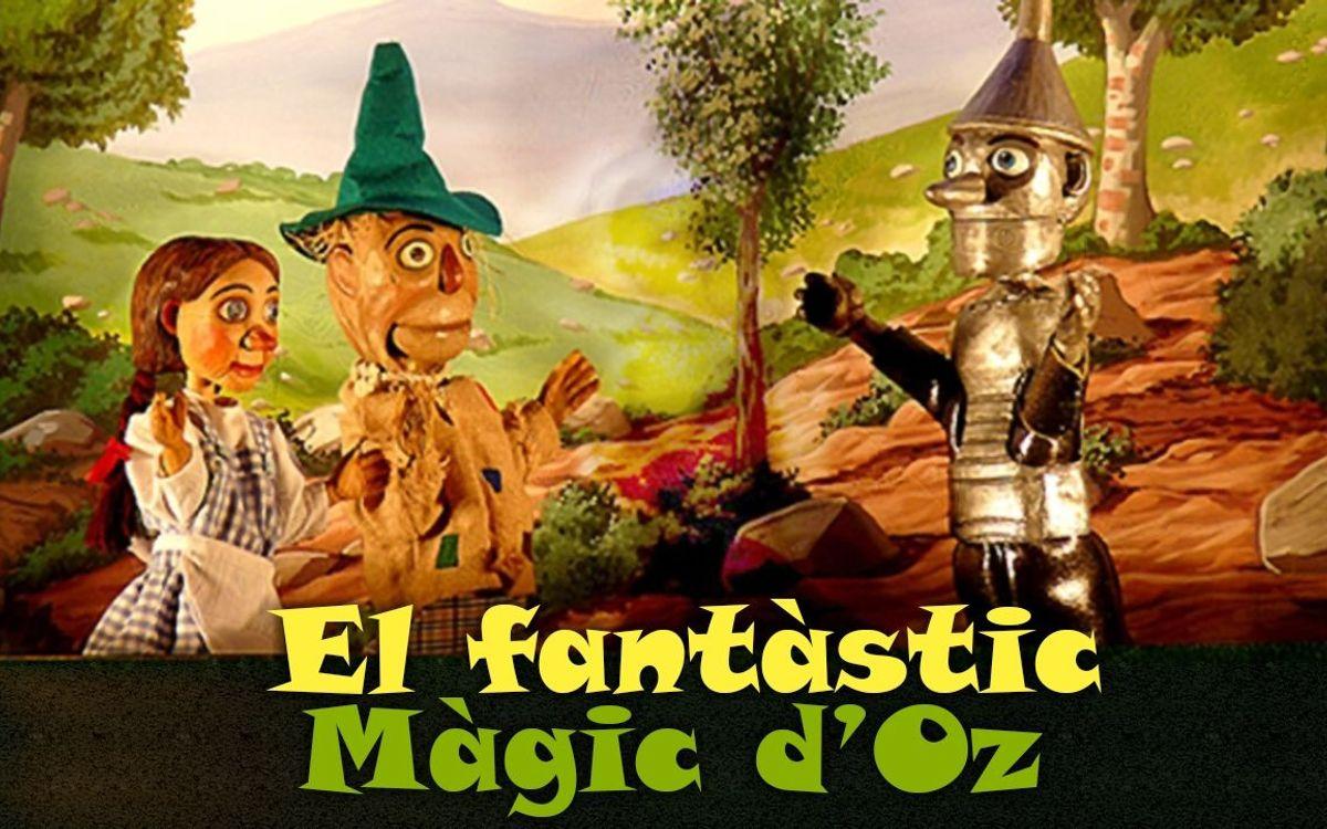 'El fantàstic màgic d'Oz'