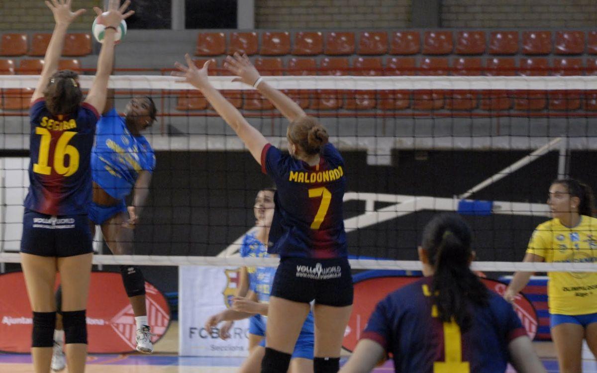 Derrota amb un gran voleibol (2-3)
