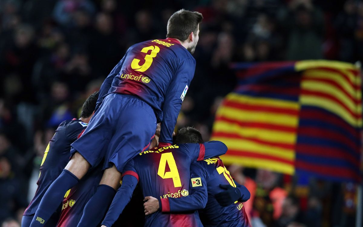 Barça seal best ever start in the history of La Liga