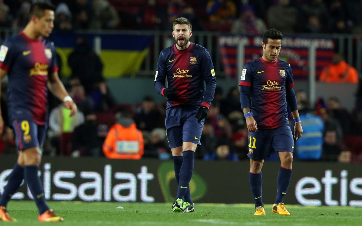 Stats and facts from the match against Sevilla