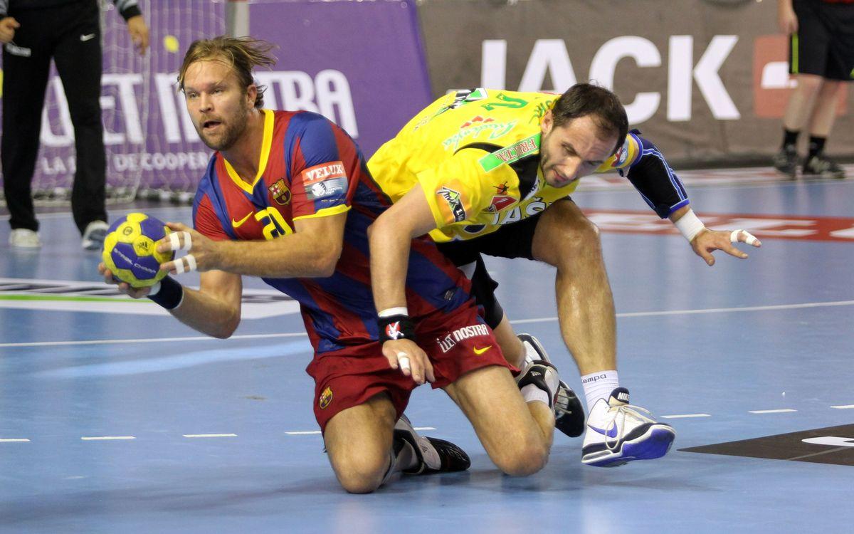 Els possibles rivals a vuitens de Champions del FC Barcelona Intersport