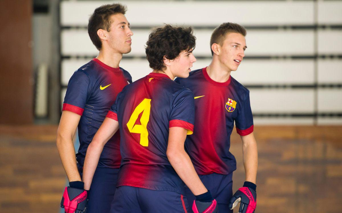 El Júnior i el Juvenil es proclamen campions del seu grup