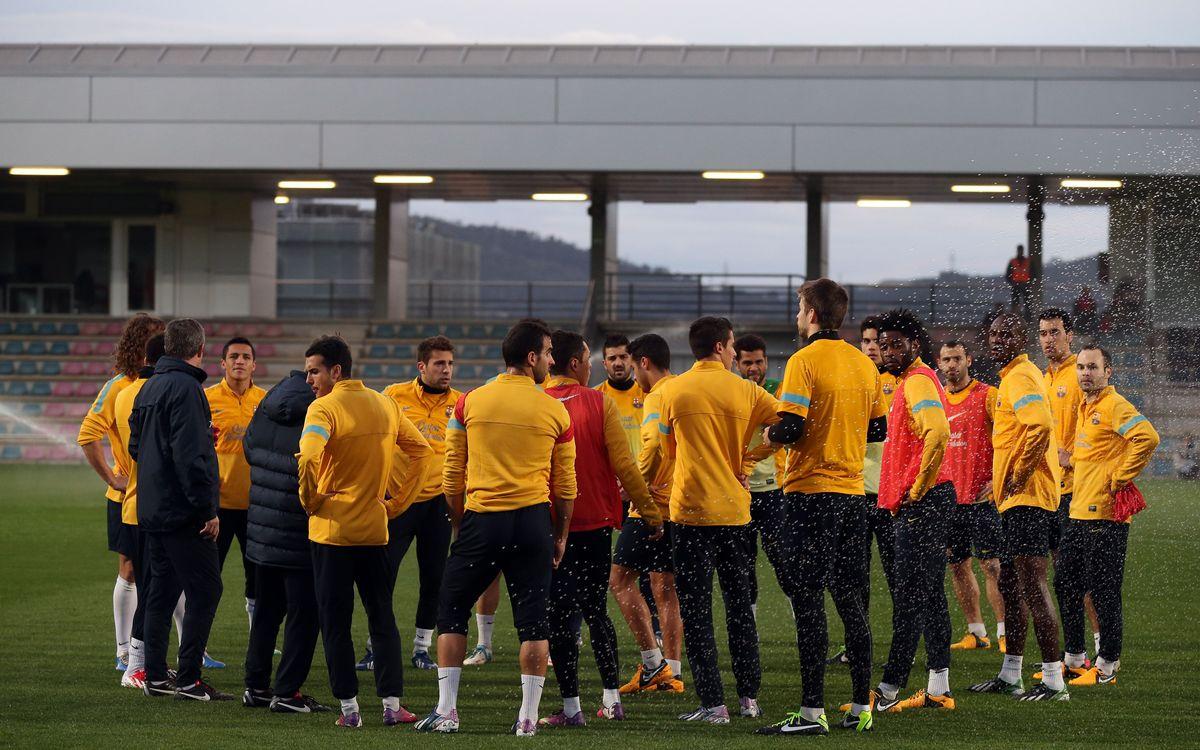 Vigo et París marquent la semaine blaugrana