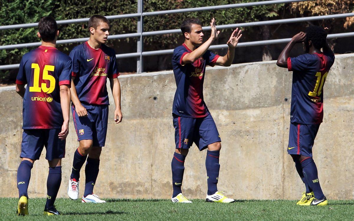 Juvenil A – RCD Mallorca: Victòria d'orgull i ofici (2-0)