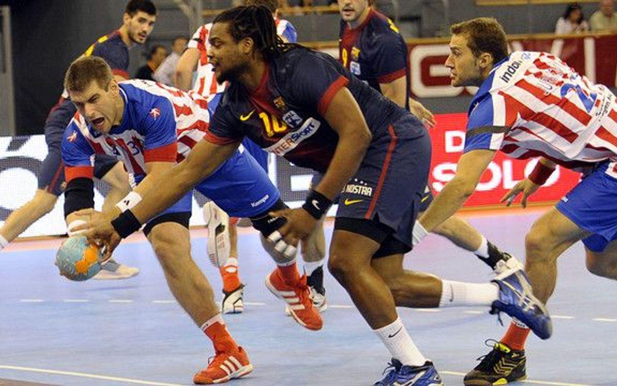 Le handball vers le titre