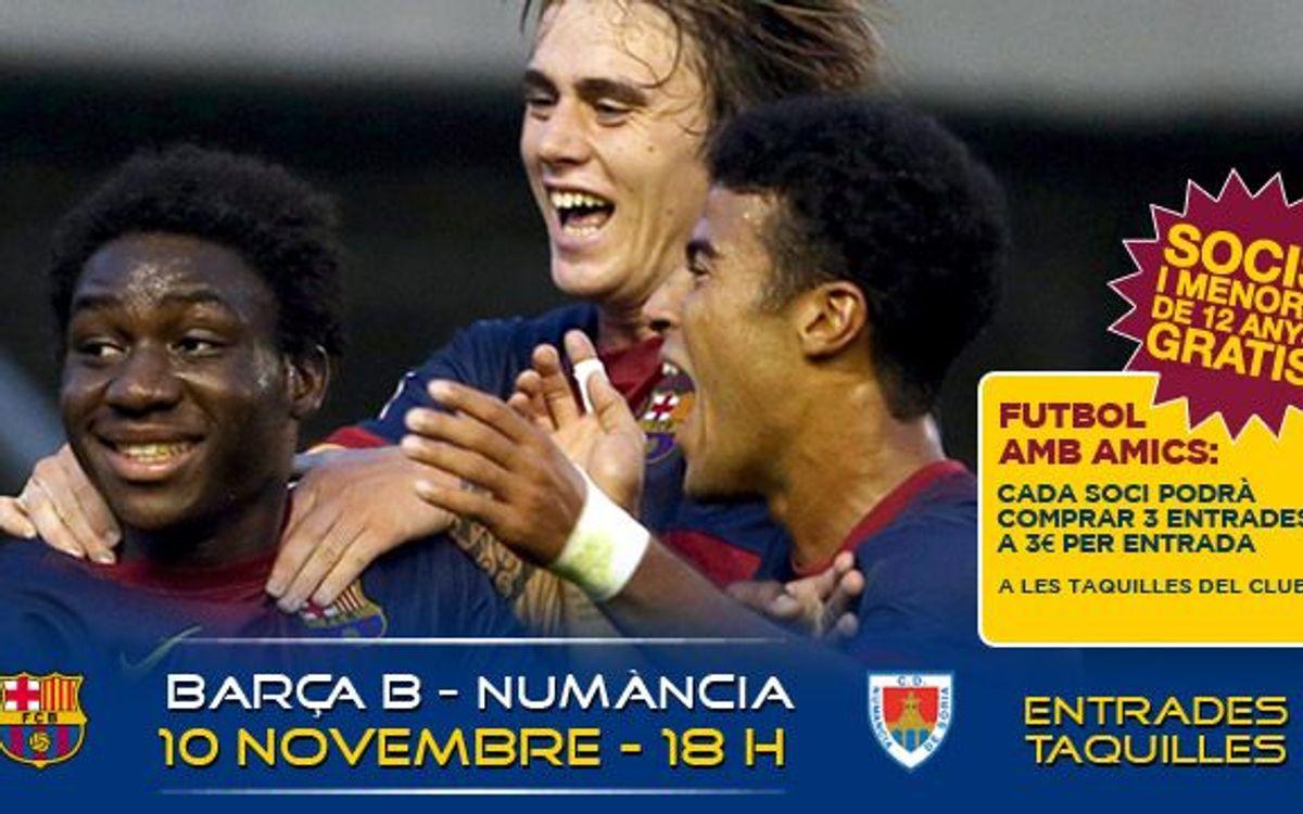 El Barça B és l'equip més golejador de la Lliga Adelante, empatat amb el Girona i el Castella