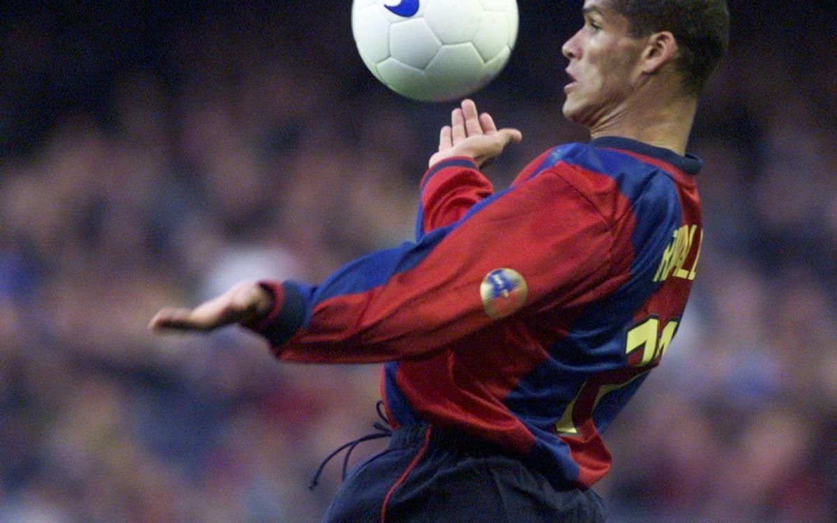 Gols de llegenda de Rivaldo (1a part)