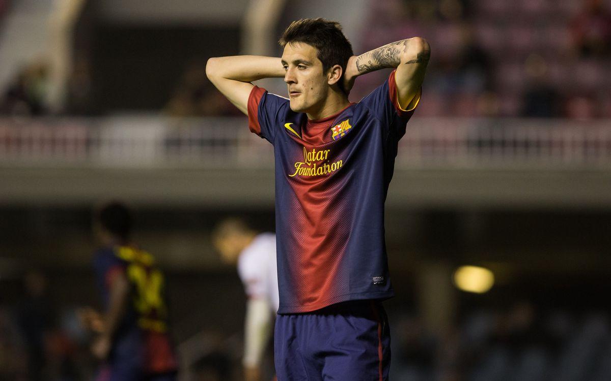 Barça B – SD Huesca: Chances go unrewarded (0-1)