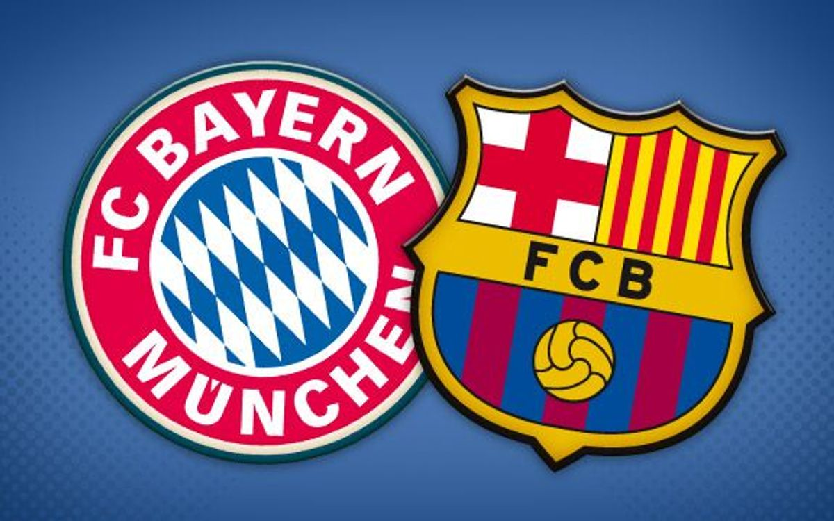 Bayern and FC Barcelona to play charity friendly in Munich on July 24