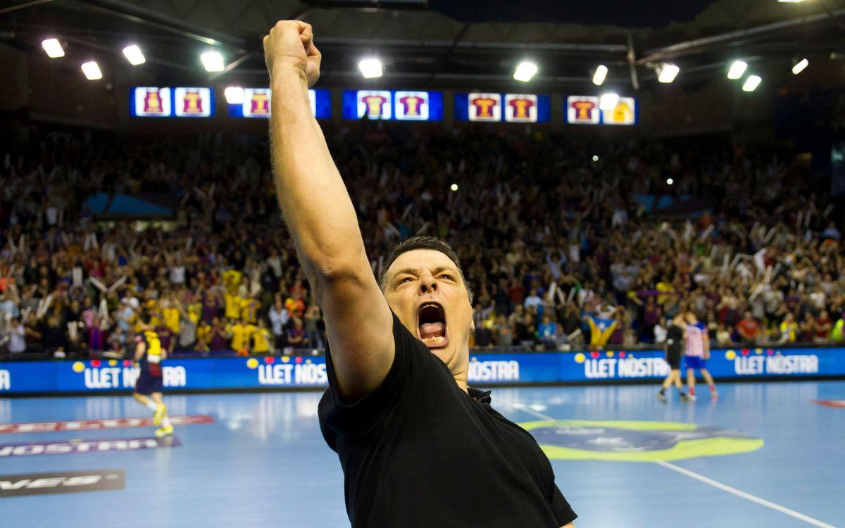 """Xavi Pascual: """"Aquest partit marcarà a tothom"""""""