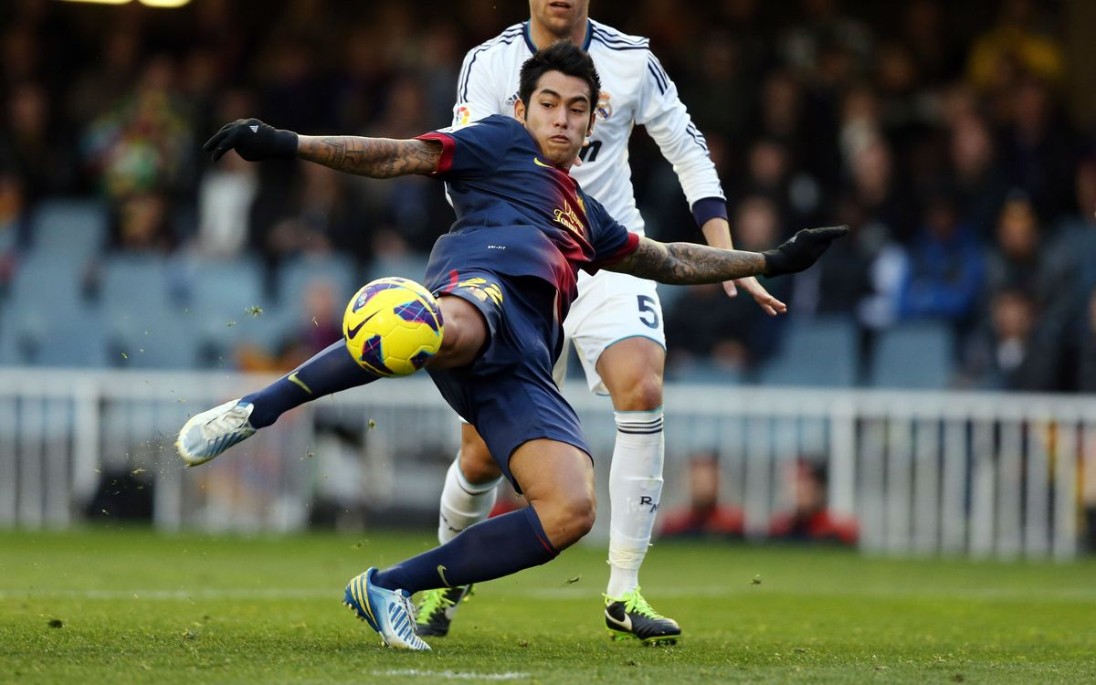 El Barça B s'enfronta a un Guadalajara que vol sortir de la part baixa