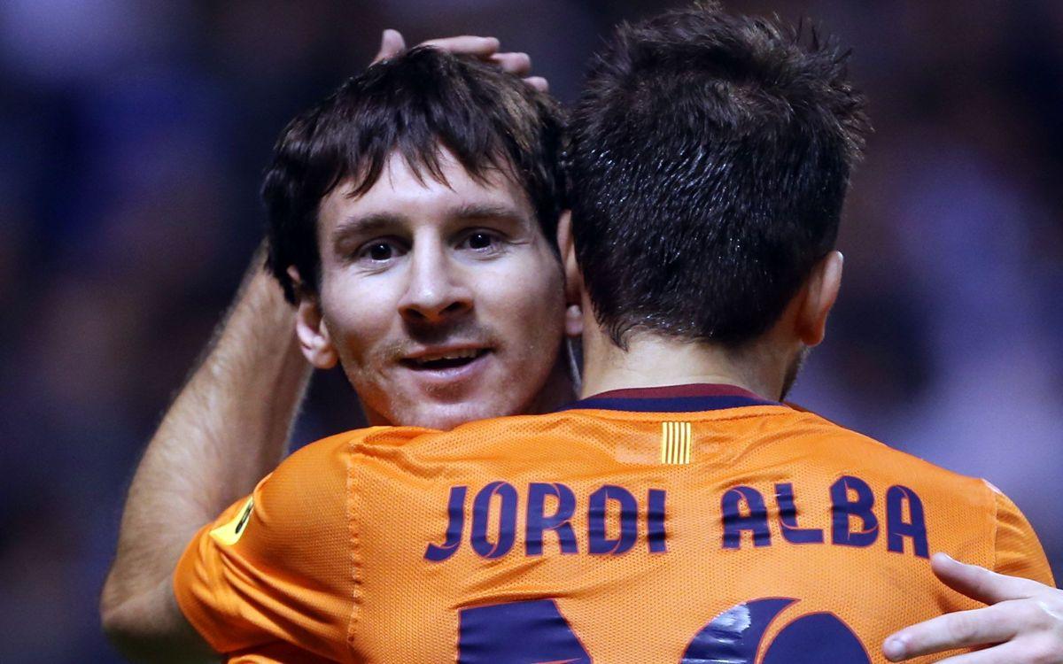 Les défis de Leo Messi