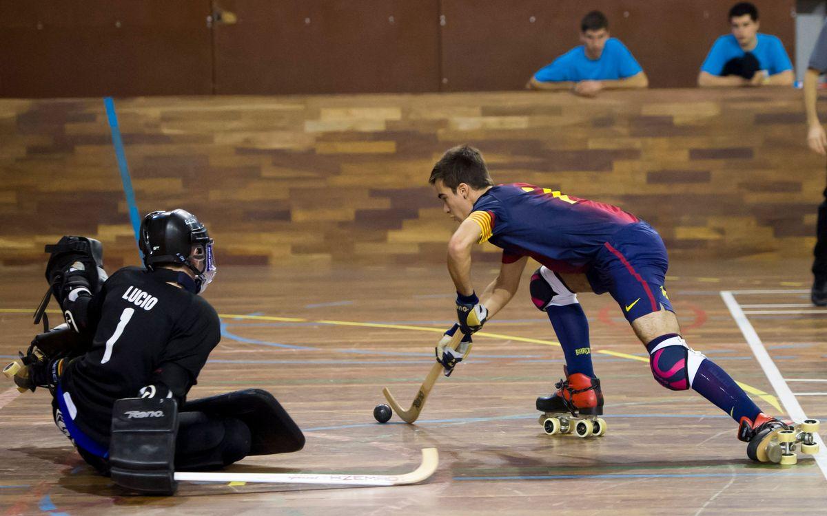 El Júnior i el Juvenil marquen vuit gols a Maçanet i Reus, respectivament