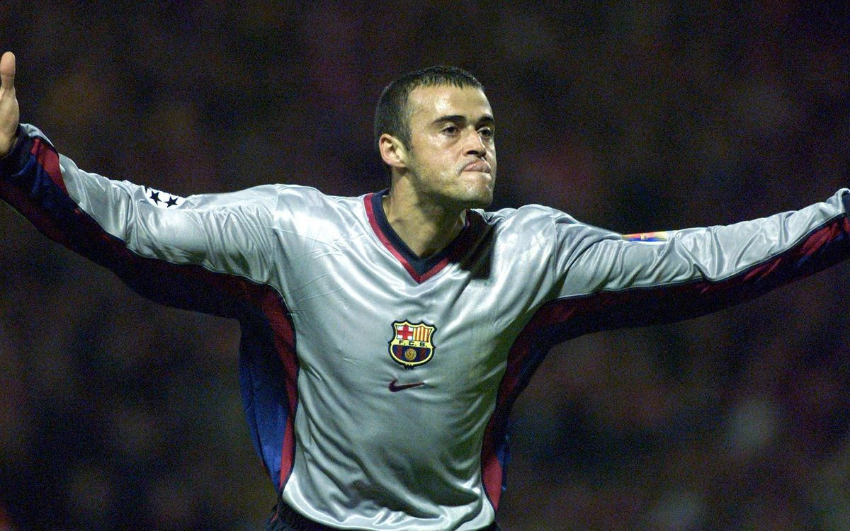FC Barcelona Legends: Luis Enrique