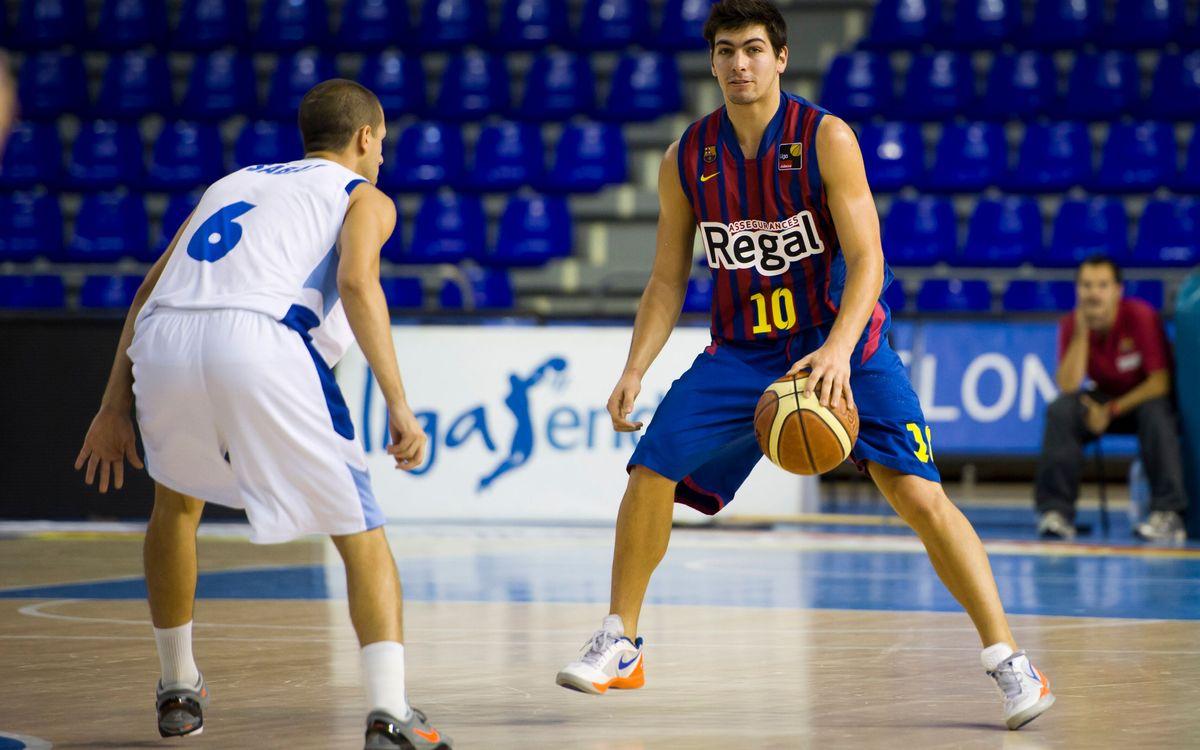 Joan Creus, cedit al Bàsquet Manresa