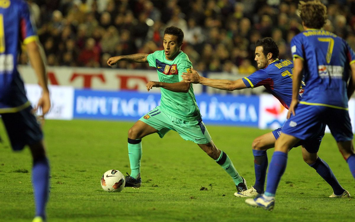 Spotlight on Levante (season 2012/13)