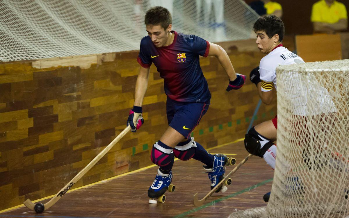 Júnior, Juvenil i Infantil, amb peu i mig als Campionats de Catalunya