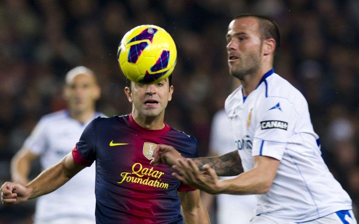 FC Barcelona vs Real Zaragoza match summary