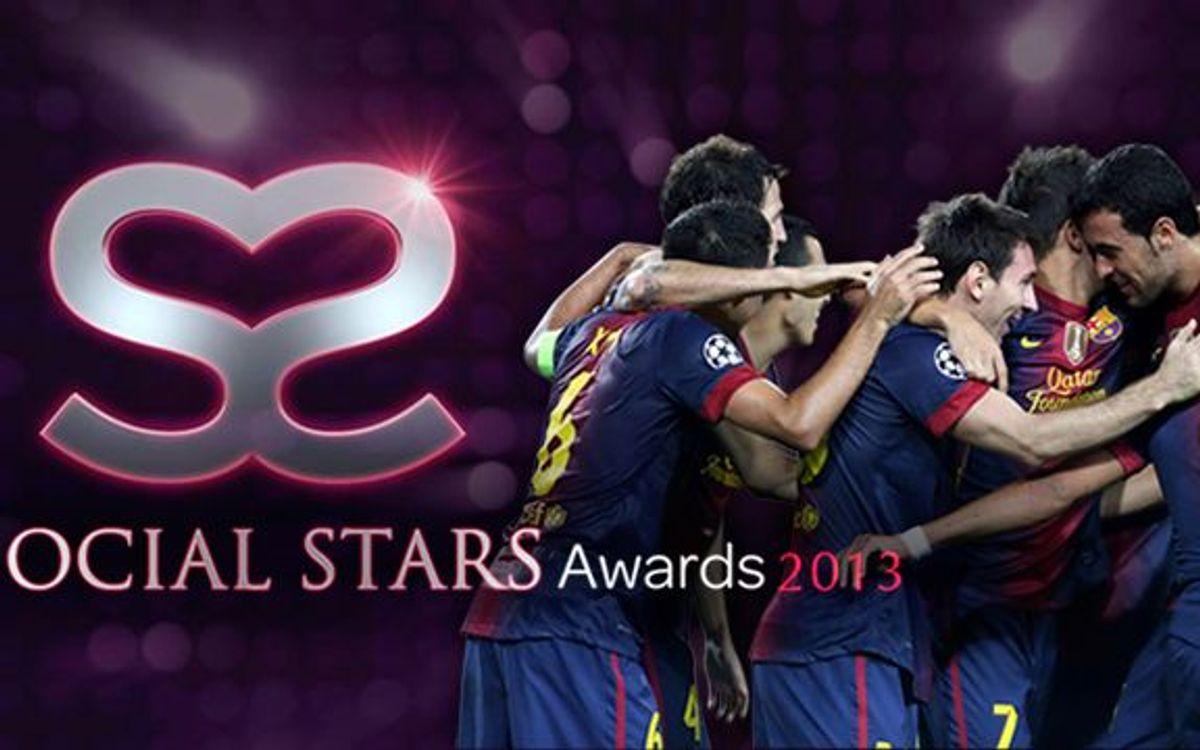 FCバルセロナ、ソーシャルレッドで世界一のクラブに