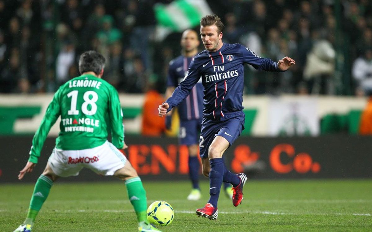 PSG held by Saint-Etienne (2-2)