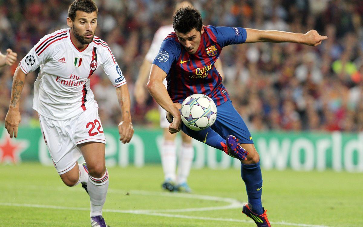 Barça-Spartak: Sabies que...