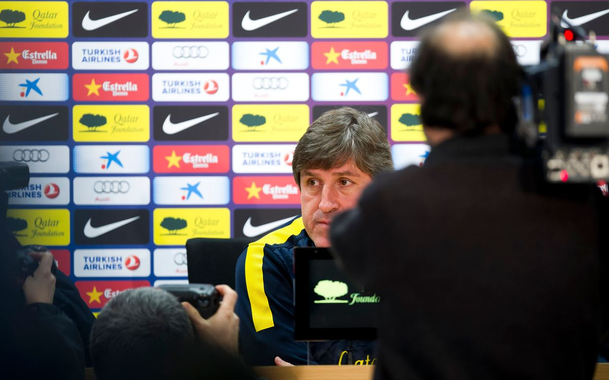 Jordi Roura: