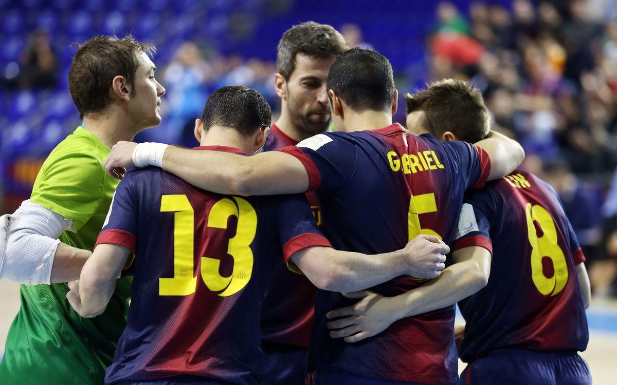 Barça thrash Segovia (7-0)
