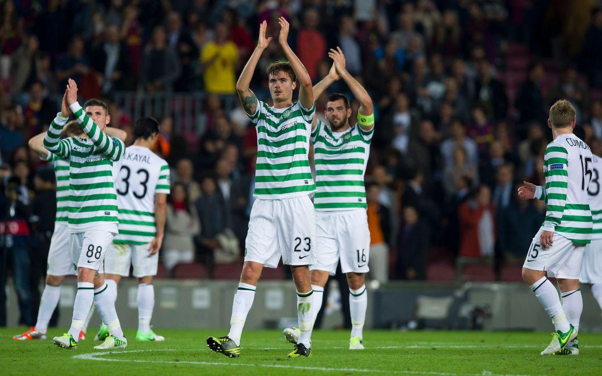 El Celtic perd dos punts al final (2-2)