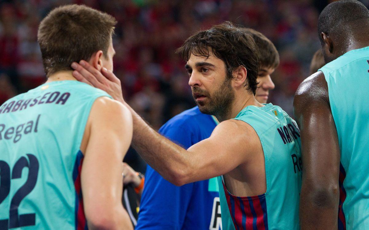 FCB Regal v Valencia Basket: At stake, the 3rd Copa del Rey under Pascual