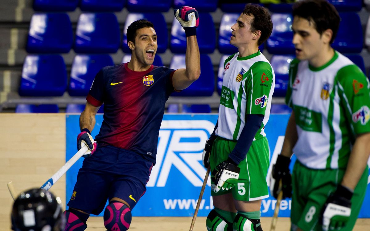 FC Barcelona - CP Calafell: Second half rally sees Barça to victory (5-1)