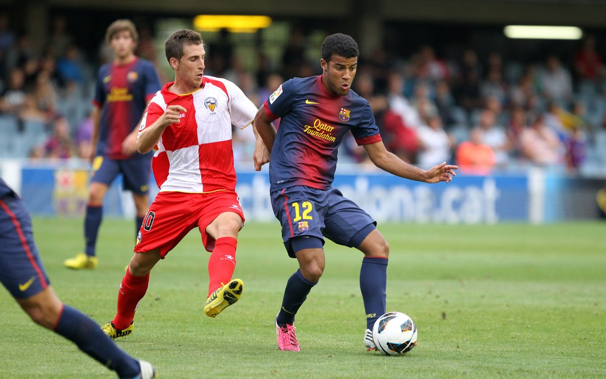 Rafinha to play the U20 South American Championship with Brazil