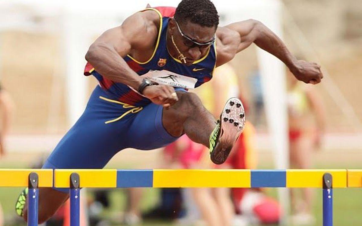 Cinc atletes blaugranes a l'Europeu de pista coberta