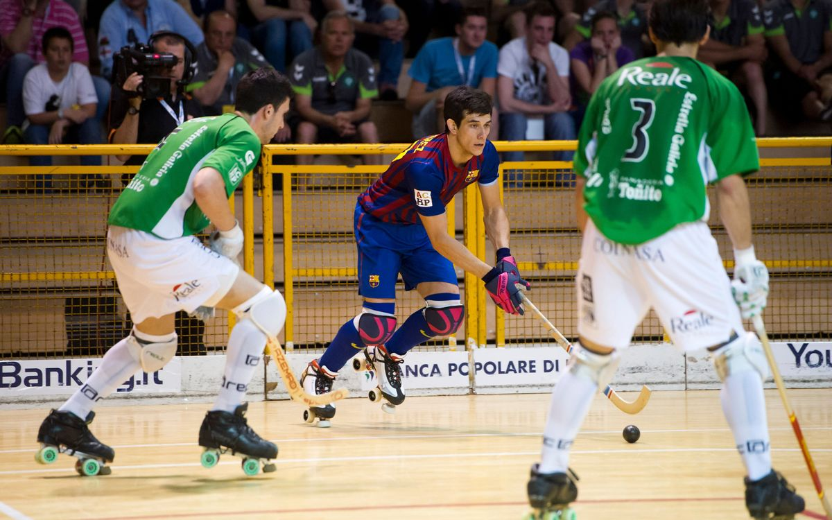 El triomf del Barça sobre el Vendrell deixa la lluita per l'OK Lliga en mans de Liceo i Barça