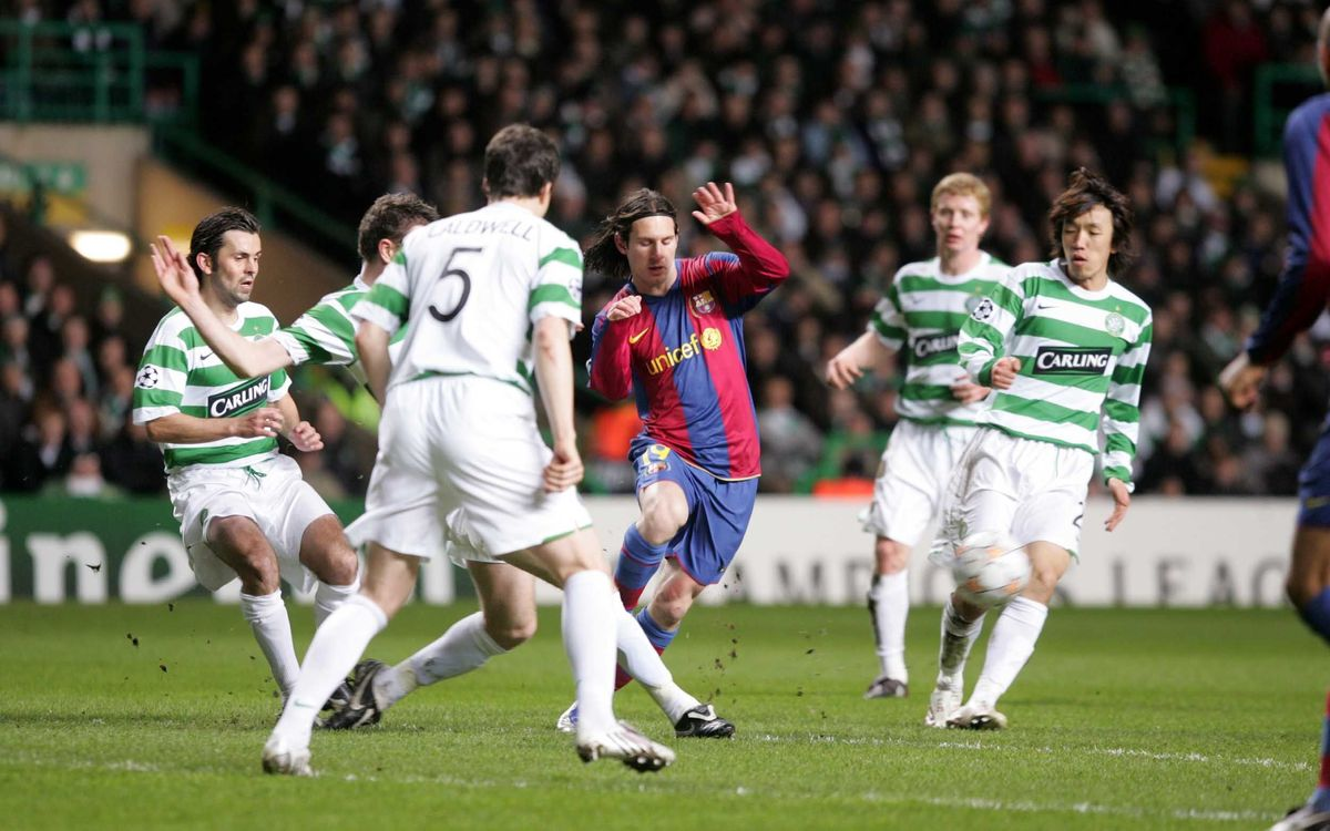Celtic-Barça: Did you know…