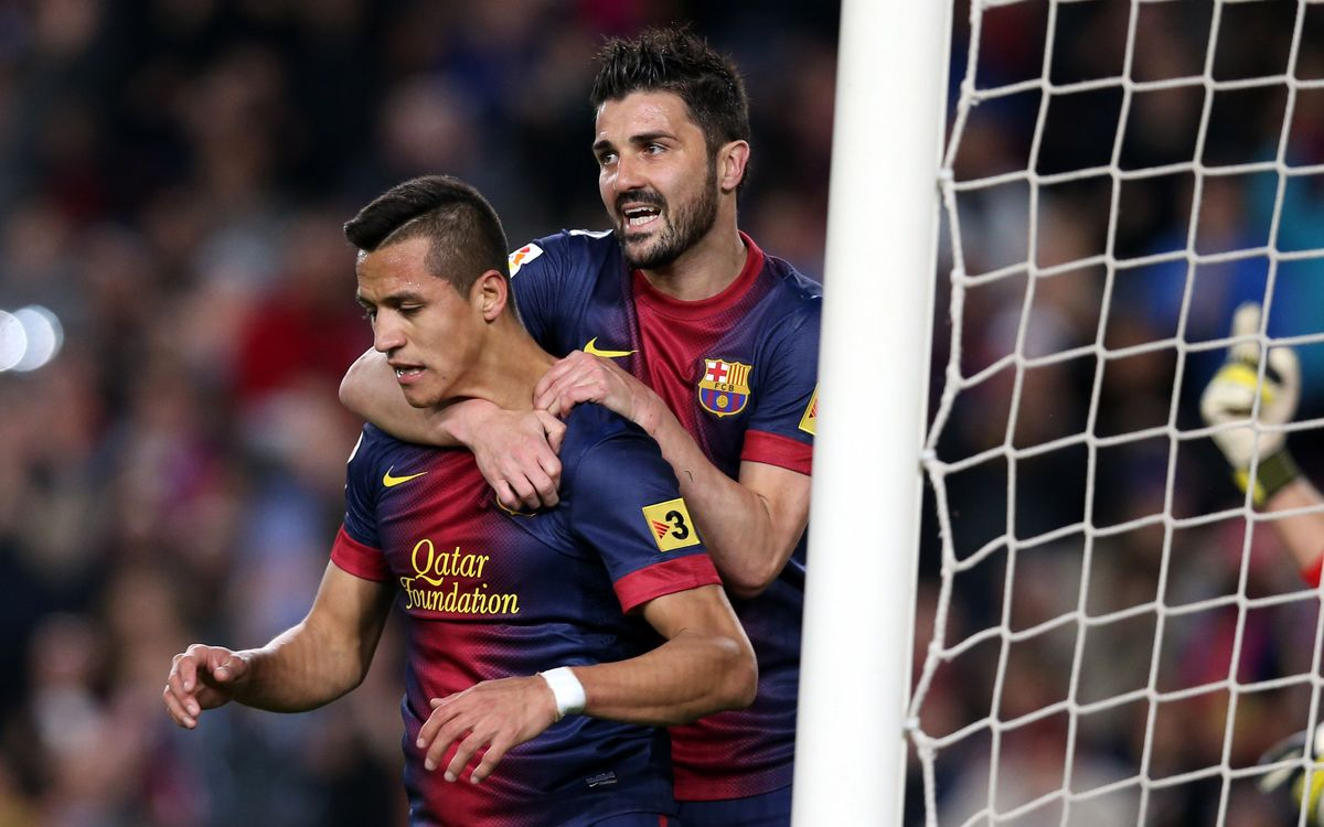 FC Barcelona - Deportivo: Big step forward in the league (2-0)