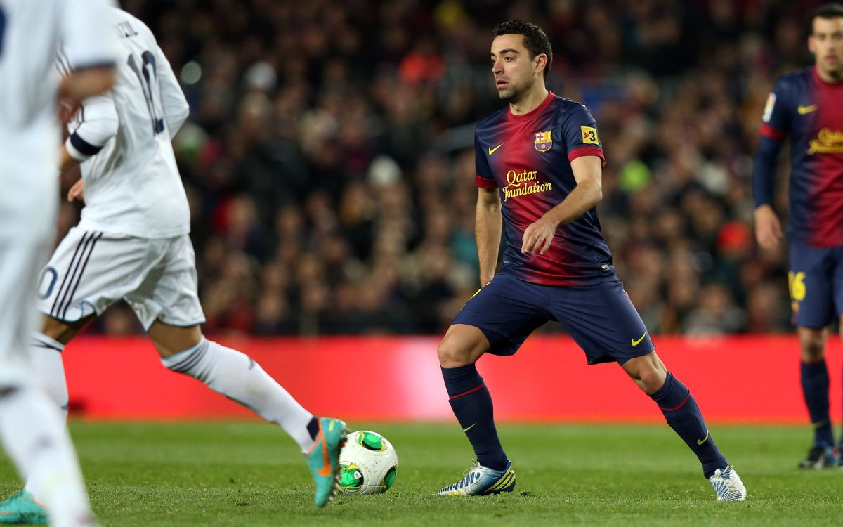 Xavi Hernández, out of action for 10 to 15 days