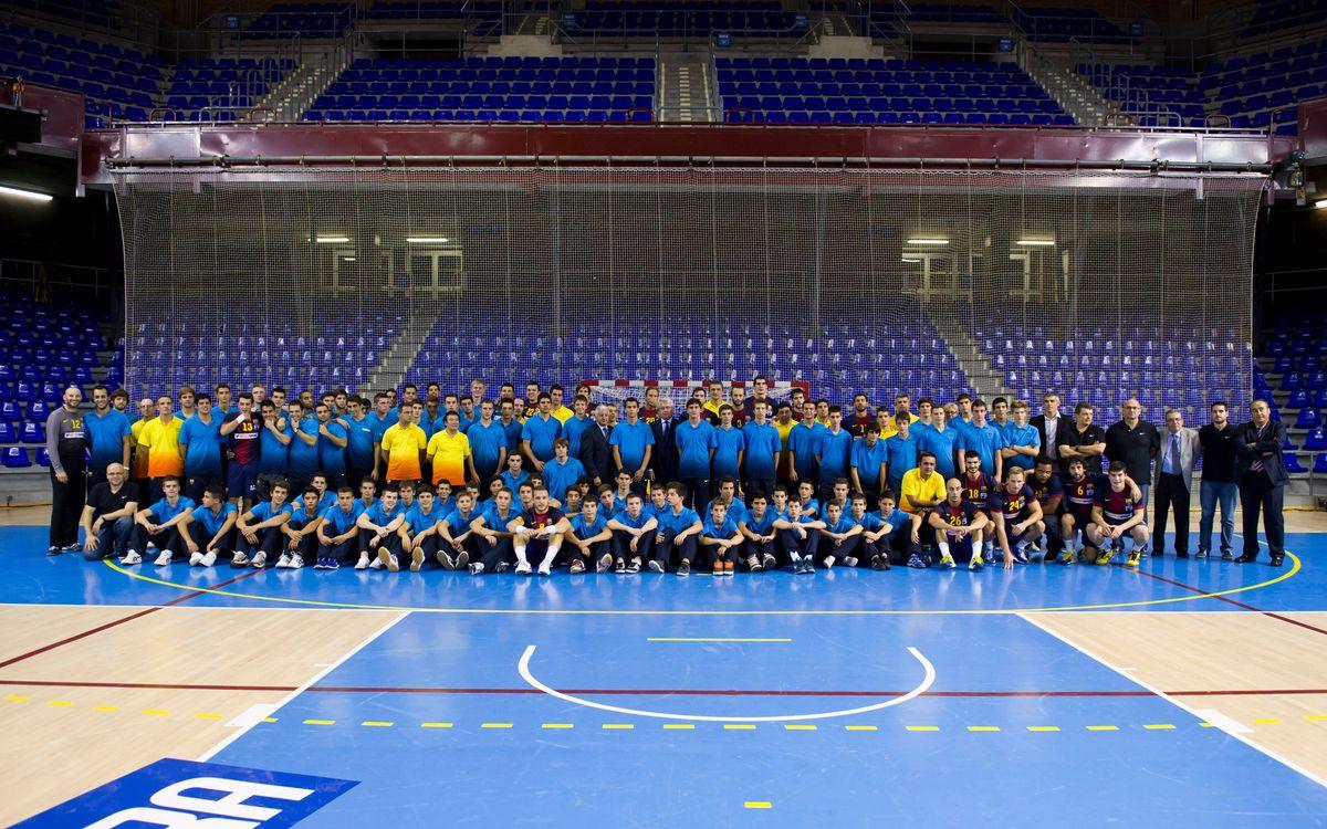 El filial, campió de la Divisió d'Honor Plata