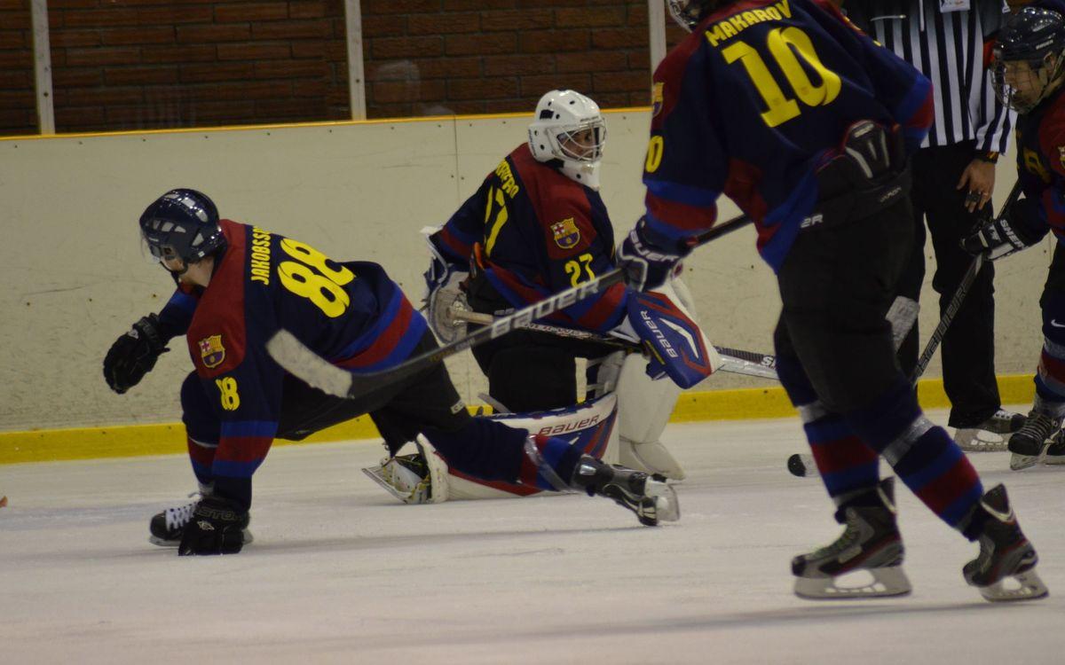 Derrota a Puigcerdà (7-2)