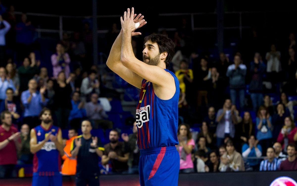 Juan Carlos Navarro's seven records