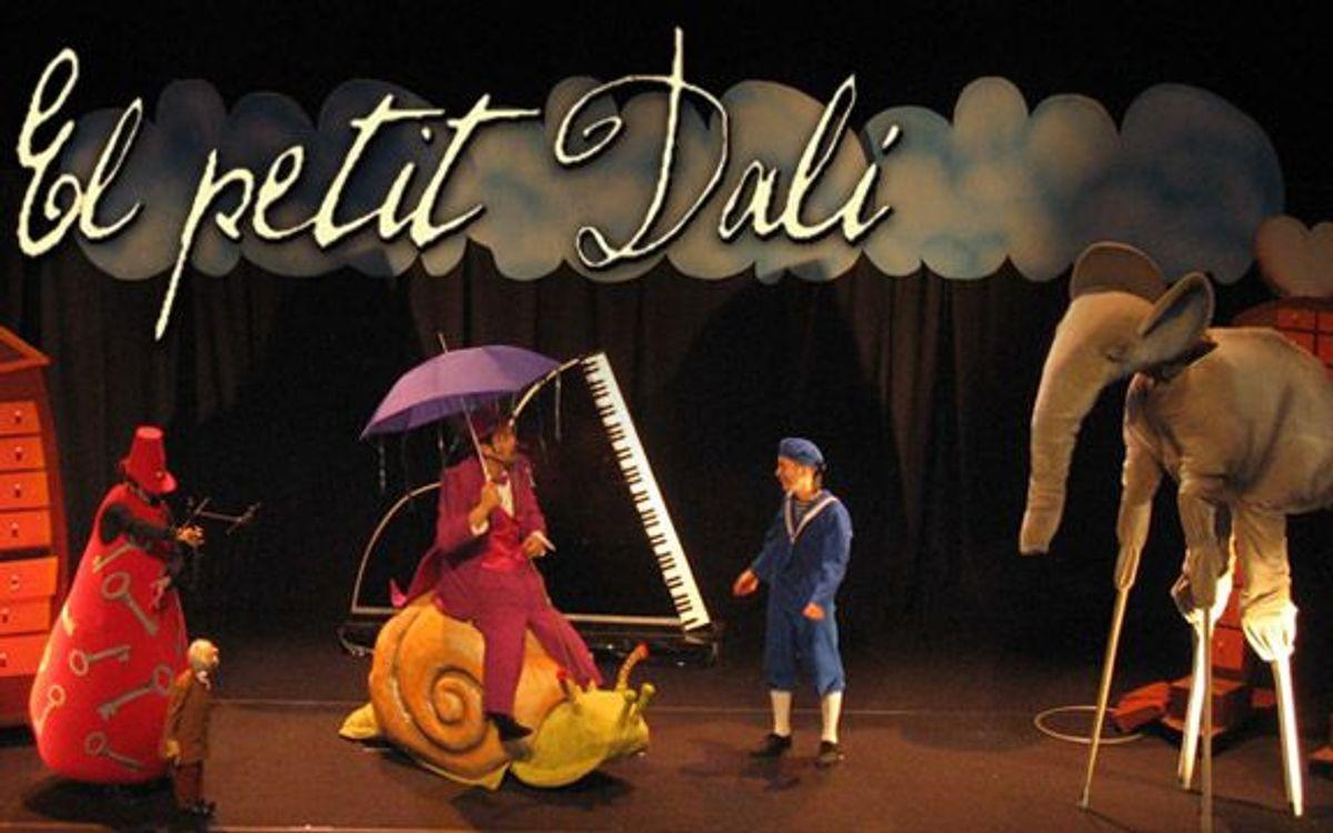 El petit Dalí