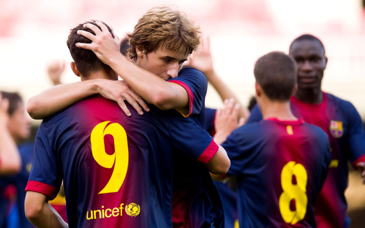 Live Streaming - Juvenil A: One win away from league title