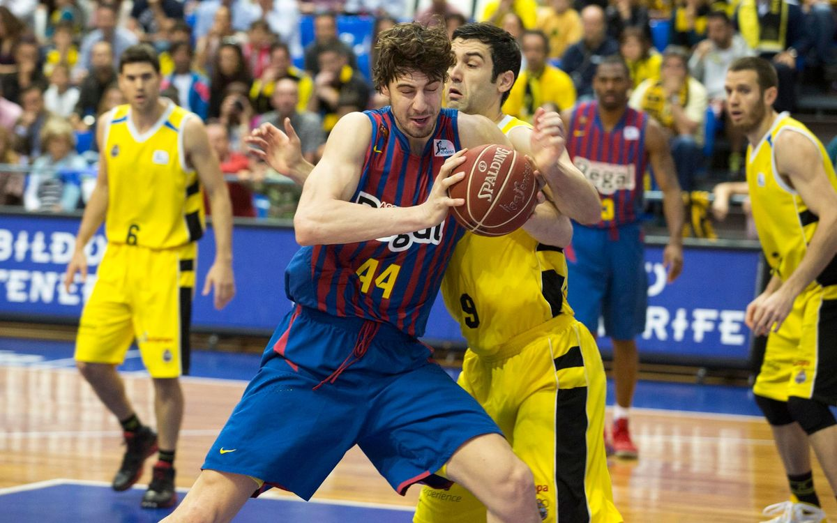 CB Canàries – FCB Regal: The Blaugrana are made to sweat in Tenerife (81-89)