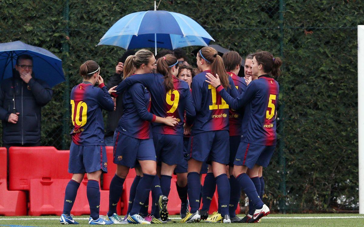 Femení A – Llevant: Bilbao dictarà sentència (1-0)