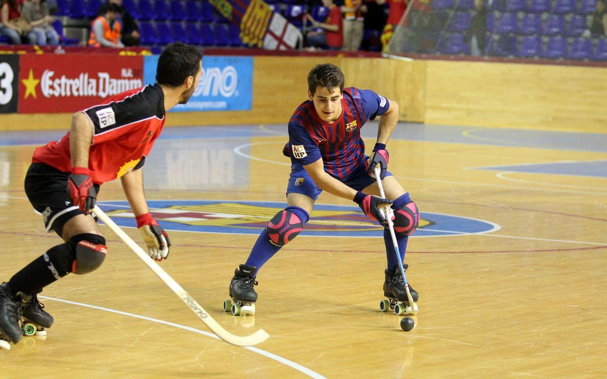 Derrota de Fox, Galbas, Julià i Martínez en la final de l'Europeu Júnior (4-3)