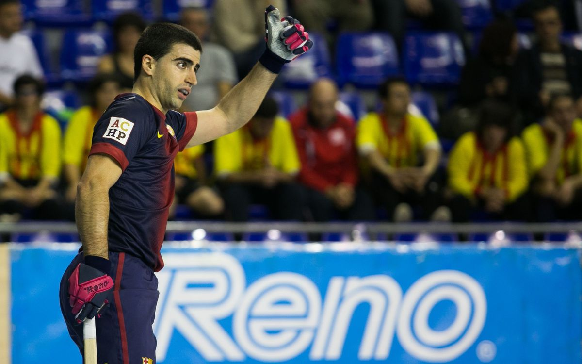 Quévert - FC Barcelona: 'Vive le Barça!' (2-5)