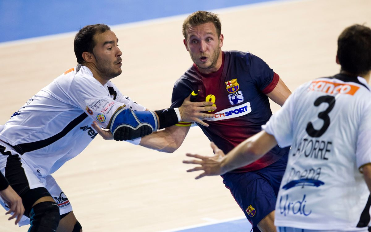 Retorna la Lliga Asobal per al FC Barcelona Intersport