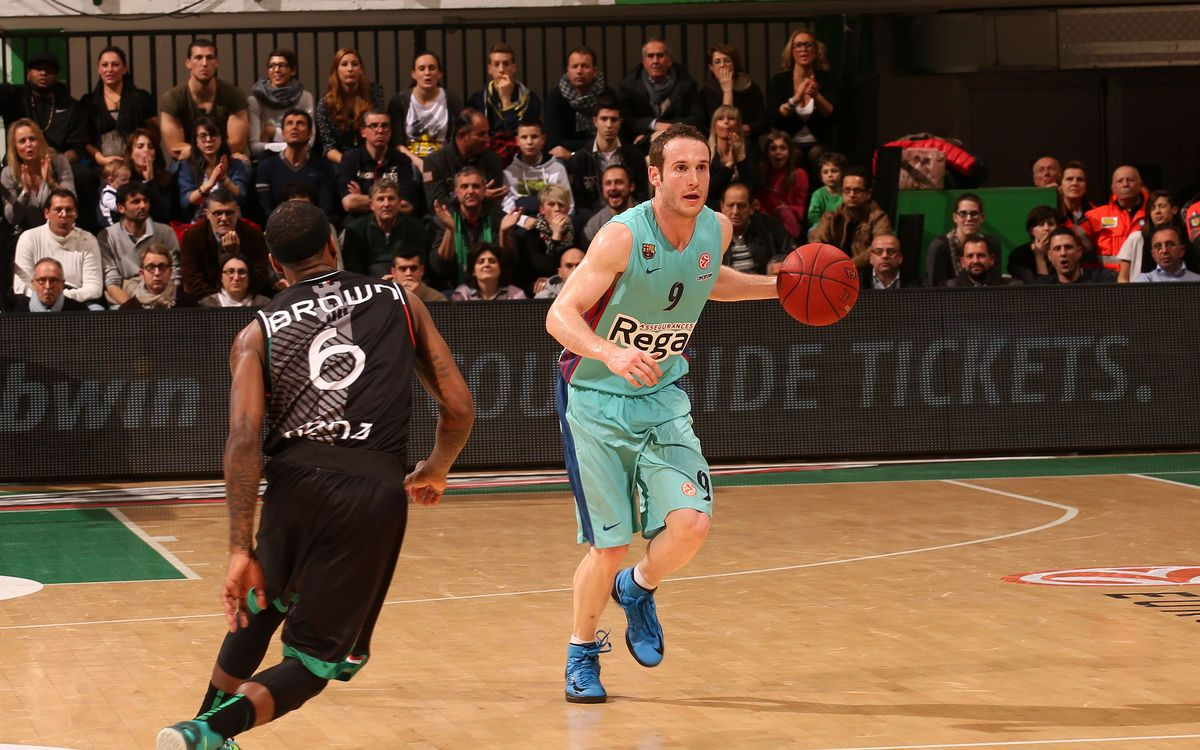 Montepaschi-FCB Regal: Team shrug off problems in Siena (69-77)